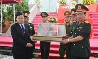 Truy điệu, an táng hài cốt liệt sỹ quân tình nguyện và chuyên gia hy sinh tại Lào
