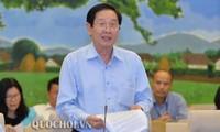 Phiên họp thứ 34 Ủy ban Thường vụ Quốc hội: Thành lập một số phường, thị trấn thuộc tỉnh Đồng Nai