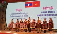 Khai mạc Ngày hội giao lưu văn hóa, thể thao và du lịch các dân tộc thiểu số các tỉnh vùng biên giới Việt Nam- Lào