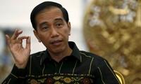 Điện mừng Tổng thống Indonesia