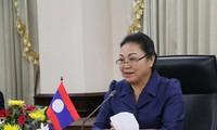 Lào đánh giá cao những đóng góp tích cực của cộng đồng người Việt Nam