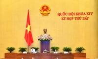 Quốc hội thảo luận về Dự án Luật Kiến trúc