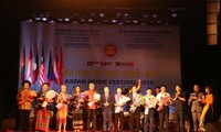 Bế mạc Liên hoan Âm nhạc ASEAN 2019