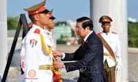Đoàn đại biểu Đảng Cộng sản Việt Nam thăm và làm việc tại Cuba
