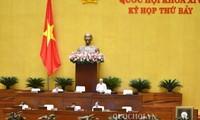 Quốc hội tiếp tục thảo luận nhiều vấn đề quan trọng tại kỳ họp thứ 7, Quốc hội khóa XIV