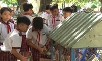 """""""Ngôi nhà 100 đồng"""" của các em nhỏ Gò Quao, Kiên Giang"""