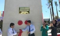 Trưởng ban Tuyên giáo Trung ương Võ Văn Thưởng dự lễ khánh thành Thành phố giáo dục quốc tế - IEC Quảng Ngãi
