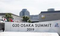 Hội nghị G20: Thủ tướng Nguyễn Xuân Phúc tham dự các hoạt động trong khuôn khổ hội nghị