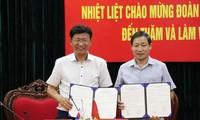 Tăng cường hợp tác giữa tỉnh Hòa Bình (Việt Nam) và quận Ulju (Hàn Quốc)
