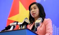 Tàu khảo sát của Trung Quốc vi phạm vùng đặc quyền kinh tế và thềm lục địa Việt Nam