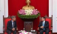 Đảng Cộng sản Việt Nam và Pháp tăng cường hợp tác