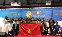 Học sinh Việt Nam giành Huy chương Vàng Olympic Phát minh và sáng chế thế giới