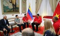 Venezuela đánh giá cao vai trò, vị thế của Đảng Cộng sản Việt Nam trong các phong trào tiến bộ trên thế giới