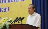 Việt Nam luôn tôn trọng và tạo điều kiện bảo đảm quyền tự do, tín ngưỡng tôn giáo