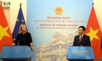 EU chia sẻ quan ngại của Việt Nam về căng thẳng gần đây ở Biển Đông