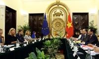 Tiếp tục thúc đẩy quan hệ hợp tác giữa Việt Nam và EU đi vào chiều sâu