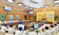 Ủy ban Thường vụ Quốc hội: Đẩy mạnh phát triển kinh tế biển Việt Nam