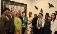 Việt Nam và Nam Phi tăng cường hợp tác vì sự phát triển của phụ nữ