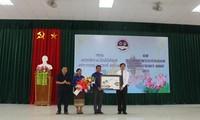 Trao đổi kinh nghiệm công tác Đoàn giữa tỉnh Quảng Trị và Savannakhet (Lào)