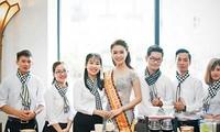 Phùng Bảo Ngọc Vân làm đại sứ Lễ hội cà phê Buôn Ma Thuột