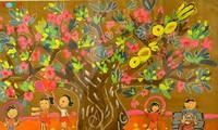 Nét vẽ tuổi thơ - triển lãm của những tâm hồn trong trẻo