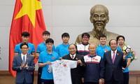 Thủ tướng: Hãy có tinh thần tiến công bền bỉ như đội U23 Việt Nam