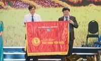 Toàn cảnh lễ bế mạc và trao giải Liên hoan Phát thanh toàn quốc lần thứ XIII