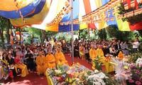 Ảnh: Đại lễ Phật Đản 2018 tại chùa Phổ Đà Berlin