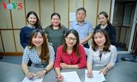 Chương trình tiếng Hàn trước giờ phát sóng chính thức