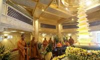 Chiêm bái xá lợi Phật trong lòng Đại Tượng Phật cao nhất Việt Nam