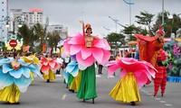 Sôi động Carnival đường phố lần đầu diễn ra ở Sầm Sơn