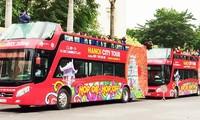 Khám phá Hà Nội bằng xe bus 2 tầng