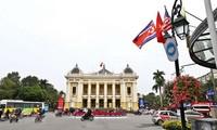 Video: Hà Nội xứng danh thành phố vì hòa bình