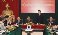 Partido Comunista de Vietnam inaugura segunda reunión de su Consejo teórico