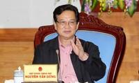 Gobierno vietnamita decidido a tratar las deficiencias en gestión de la tierra