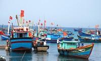 Localidades vietnamitas celebran la Semana Nacional de Mar e Islas 2013