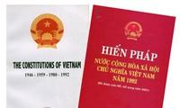 Empeñado parlamento vietnamita en una Constitución modificada que plasme necesidades populares