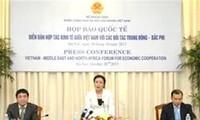 Foro Vietnam y socios de Oriente Medio y Norte de África: nuevo motor para cooperación bilateral