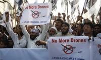 Pakistán condena ataque de dron estadounidense contra líder talibán en su país