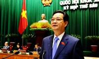 Presupuesto y propuesta de plantilla centran agenda del Parlamento vietnamita, XIII legislatura