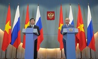 Vietnam y Rusia abogan por profundizar asociación estratégica y cooperación integral bilateral