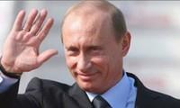 En Vietnam el presidente ruso Vladimir Putin en su tercera visita