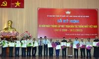 Conmemoran aniversario 83 del Frente Nacional de Liberación de Vietnam