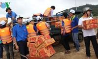 Localidades vietnamitas superan consecuencias de precipitaciones e inundaciones