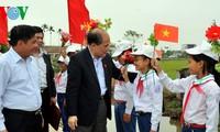 Presidente parlamentario destaca la unidad como fuerza nacional