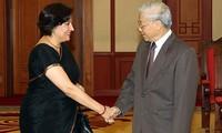 Los nexos Vietnam-India hacia la paz y prosperidad común