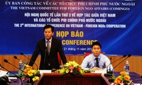 Vietnam por cooperación recíproca con organizaciones no gubernamentales