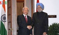 Vietnam e India se esfuerzan por profundizar la asociación estratégica