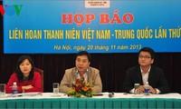 Cobija China segundo Festival juvenil con Vietnam