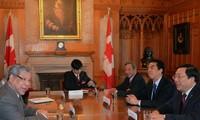 Compatriotas vietnamitas en Canadá contribuyen a consolidar los nexos bilaterales